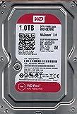 Western Digital Red 1TB SATA 6 GB/s - Disco Duro (Serial ATA III, 1000 GB, 8,89 cm (3.5'), 0,6W, 3,7W, 3,7W)