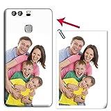 Mixroom Coque personnalisée avec Votre Photo Coque en TPU Silicone Souple pour Huawei différents...