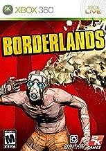 borderlands 1 xbox 360