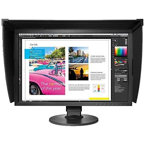 "Eizo CG2420 24.1"" Full HD IPS Negro Pantalla para PC LED Display - Monitor (61,2 cm (24.1""), 400 CD/m², 1920 x 1200 Pixeles, 10 ms, LED, Full HD) 2"