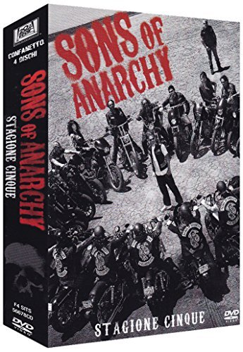 COF. SONS OF ANARCHY S.5 by ron perlman