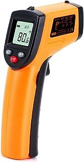 Thermomètre Infrarouge Numérique sans Contact Alimentaire Thermomètre Laser Température Gun ° C -50 À 400 Instantané Lire ...