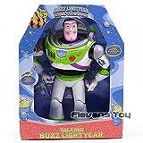 ALANAST Buzz Lightyear Toy 12 inch PVC Toy Story...