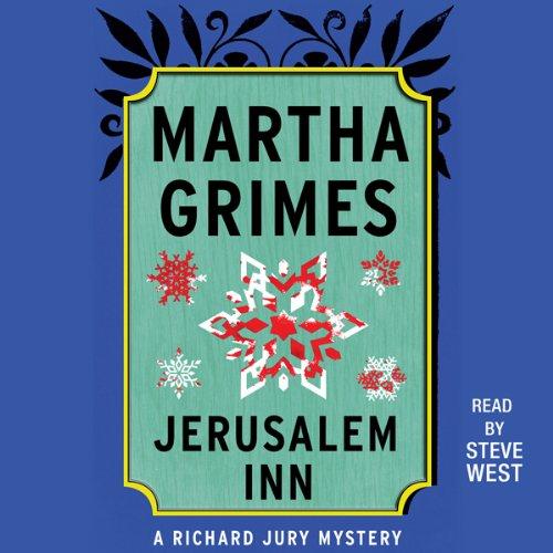 Jerusalem Inn audiobook cover art
