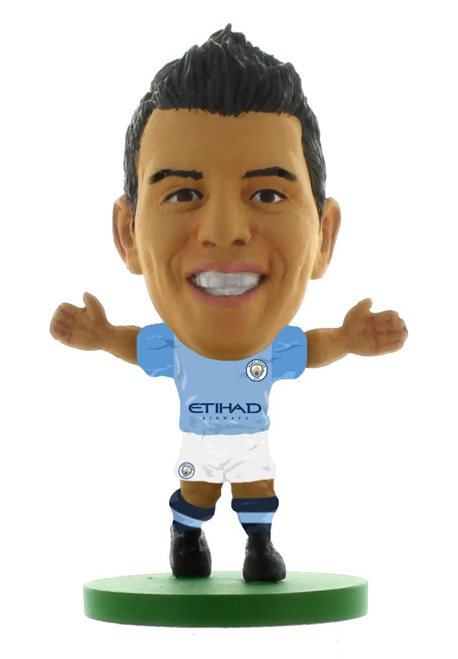 SoccerStarz EDERSON Man City Home Kit 2019 Figure