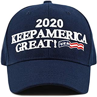 THE HAT DEPOT Exclusive Donald Trump Slogan Keep America Great Make America  Great Again 3D a4686361b8bb