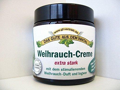 Weihrauch Creme extra stark im Glastiegel - 3er Sparset 330 ml