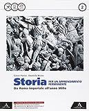Storia per un apprendimento permanente. Per gli Ist. tecnici. Con e-book. Con espansione online (Vol. 2)