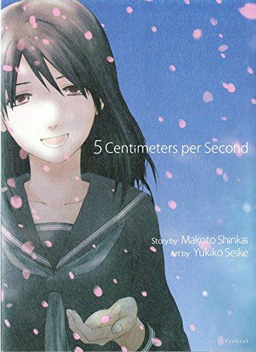5 Centimeters per Second.
