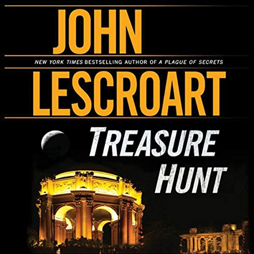 Treasure Hunt audiobook cover art