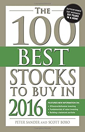 The 100 Best Stocks to Buy in 2016 by Peter Sander(2015-12-16)