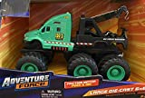 Adventure Force Die-Cast Toys Tow Truck Kids Toy Construction Vehicle Large 6X6