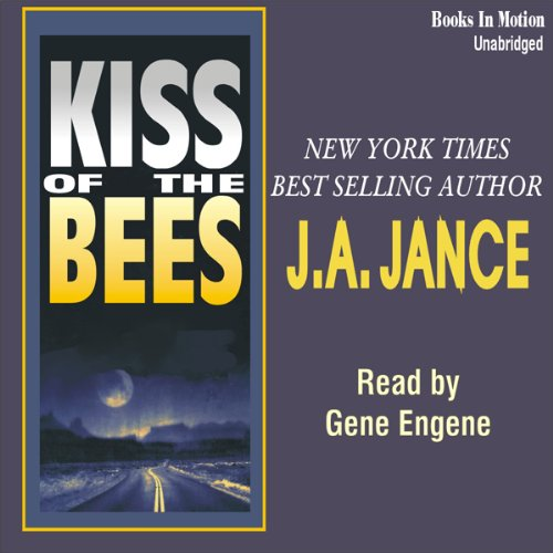 Kiss of the Bees audiobook cover art