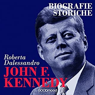 John Fitgerald Kennedy copertina