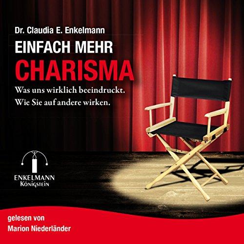 Einfach mehr Charisma audiobook cover art