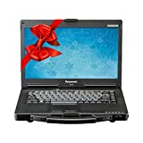 Panasonic Toughbook CF-53 Laptop PC, 14' HD Display, Intel i5-2520M 2.5GHz, 16GB RAM, 1TB SSD, Windows 10 (Renewed)