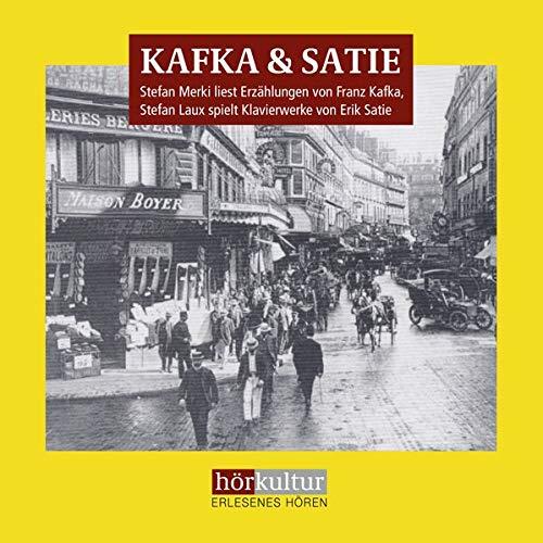 Kafka & Satie Titelbild
