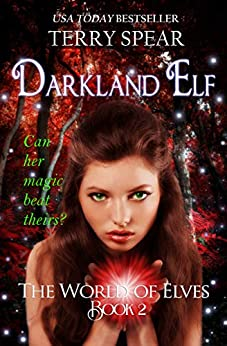 Darkland Elf (The World of Elves Book 3) by [Terry Spear]