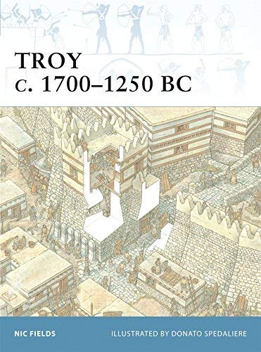 Troy c. 1700-1250 BC (Fortress) by Nic Fields (2004-01-22)