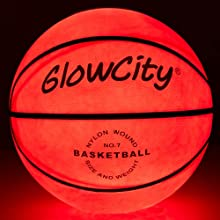 56c12711be9 Basketball players don't want to stop playing just because the sun goes  down. So give them a gift that lets the game go on.