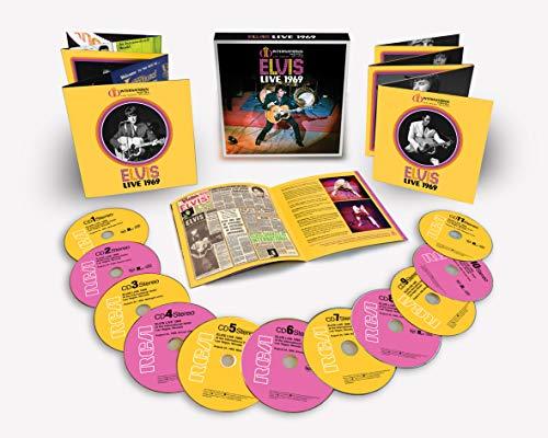 Live 1969 (Box 11 Cd)