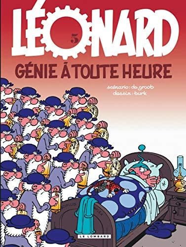 Léonard, tome 5 : Génie a toute heure