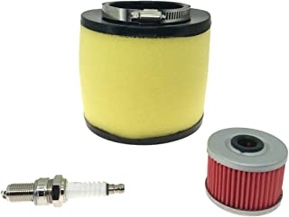 honda foreman 450 oil filter fram