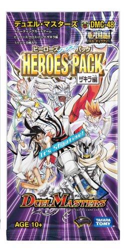 Duel Masters Heroes Cross Pack DMC-48 Zakira