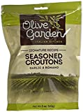Best Croutons - Olive Garden, Seasoned Croutons, Garlic and Romano, 5 Review