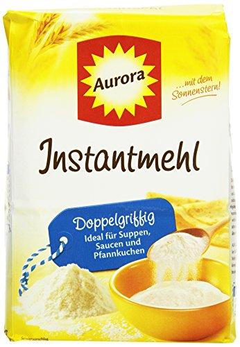 Aurora Instant-Mehl, 5er Pack (5 x 1 kg)