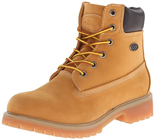Lugz Women's Convoy Winter Boot, Golden Wheat/Bark/Tan/Gum, 9 M US