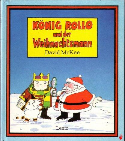 König Rollo und der Weihnachtsmann