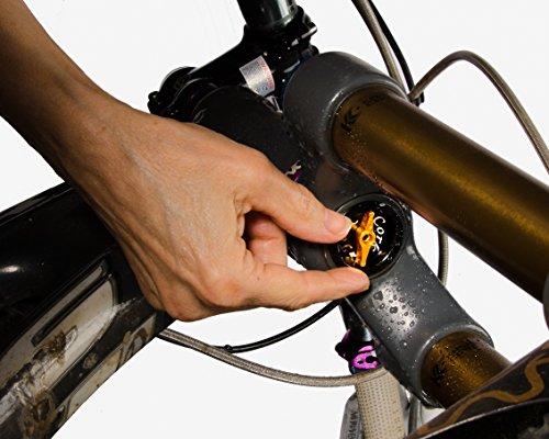 Miles Wide Fork Plug Miles Wide Fork Cork Tapered Fork Aly Steerer Plug