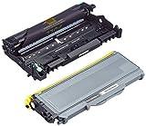 Bramacartuchos - Tambor compatible para Brother Dr2120 Dr360 para Impresora Brother HL-2140, HL-2150N, HL-2170W, DCP-7030, DCP-7032E, DCP-7040, DCP-7045N, MFC-7320, MFC-7440N, MFC-7840W, HL2140, HL2150N, HL2170W DCP7030, DCP7032E, DCP7040, DCP7045N MFC7320, MFC7440N, MFC7840W,