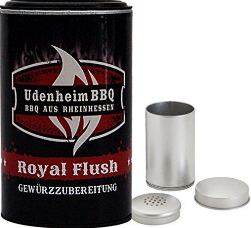 Royal Flush Rub Udenheim BBQ 350gr, mit extra Streudose