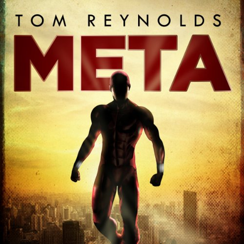 Meta audiobook cover art