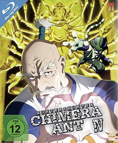 HUNTERxHUNTER - Volume 11 (Episode 113-124) [Blu-ray]