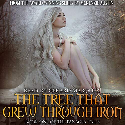 The Tree That Grew Through Iron audiobook cover art