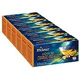 Meßmer Grüner Tee Orange-Ingwer, 25 Beutel, 6er Pack (6 x 44 g)