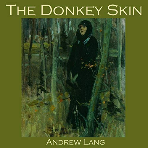 The Donkey Skin audiobook cover art