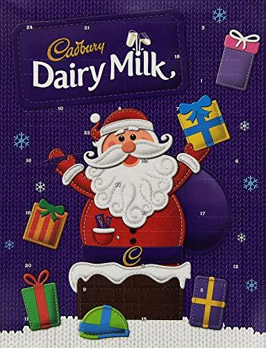 Cadbury - Dairy Milk Advent Calendar - 90g by Cadbury