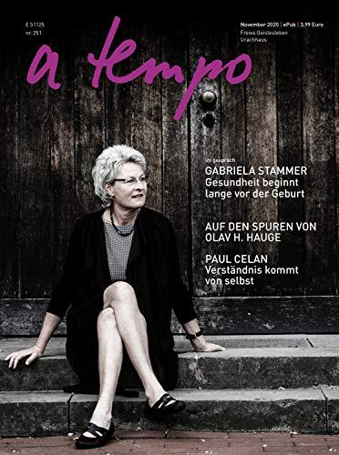 a tempo - Das Lebensmagazin: November 2020
