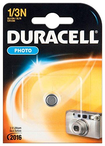Foto Batterie Duracell DL1/3N 1er Blister, Lithium, 3V