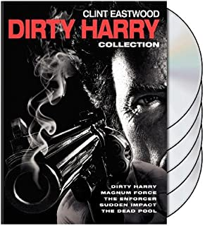 Dirty Harry Collection: ((Dirty Harry / Magnum Force / The Enforcer / Sudden Impact / The Dead Pool)