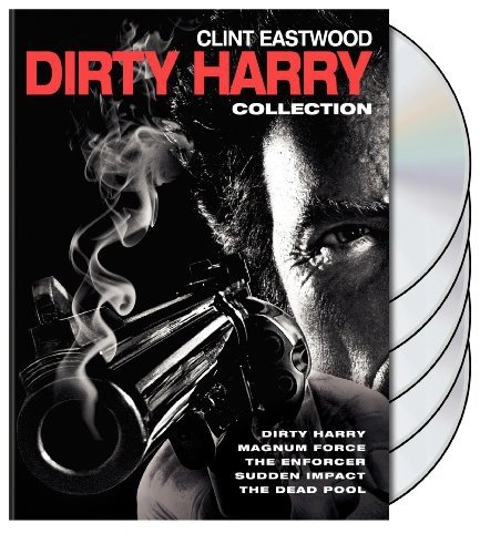 Dirty Harry Collection (Dirty Harry / Magnum Force...