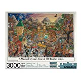Magical Mystery Tour 3000 Piece Jigsaw Puzzle