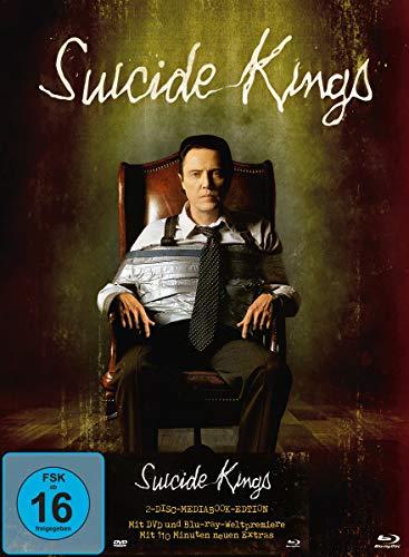 Suicide Kings - Limitiertes Mediabook (+ DVD) [Blu-ray]