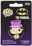 Funko - Pins DC Heroes - Penguin Pop 3cm - 0849803080013