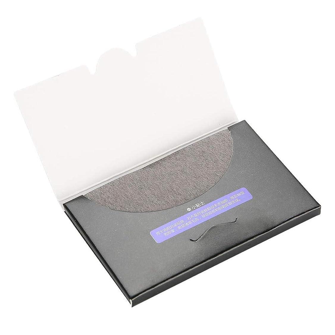 を除くみなすエミュレートする80枚/袋吸油布 - 化粧フィルムのクリーニング、吸い取り紙の消去 - きれいな吸い取り紙