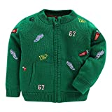 Best Christmas Sweaters - Hopscotch Boy's Sweater (YLA-3187224_Green_2-3 Years) Review
